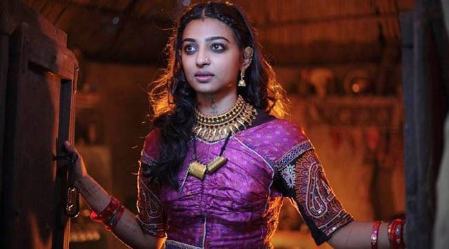 Radhika Apte's lovemaking scenes from Parched