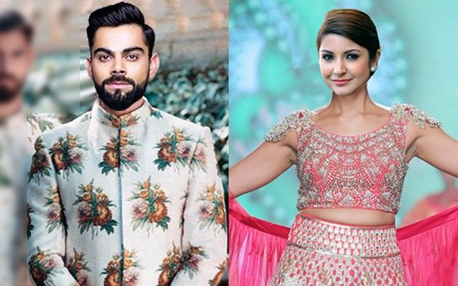 In Pictures What Virat Kohli And Anushka Sharma Could Wear