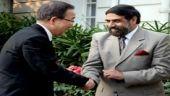 Ban Ki-moon meets Indian leaders