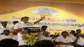 Stalin holds rally in Chennai