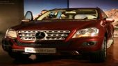 Mercedes-Benz launches new M-class