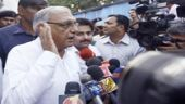 Hooda addresses media