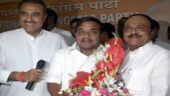 M'rashtra: Bhujbal elected Dy CM