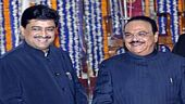 New Maharashtra govt sworn in