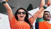 Stars celebrate India's win
