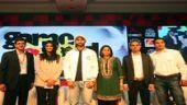 Prakash Padukone, Shagun Chowdhary, Sandeep Singh, Manisha Malhotra, Gurmeet Singh and Vikas Singh