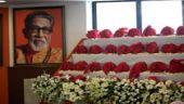 Bal Thackeray ashes kept at Shiv Sena headquarters for public view india today
