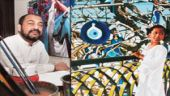Artist Binoy Verghese and his work