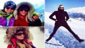 Collage of Paris Hilton, Pixie & Karolina