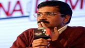 Arvind Kejriwal at India Today Conclave 2014.