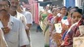 The polling for the crucial third phase of West Bengal Assembly election began today at 7 am.