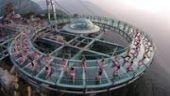 Yoga practise in Beijing