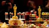 From Oscar statuette shaped appetizers to desserts, the food for the 89th Academy Awards' Governers Ball will make your mouths water.