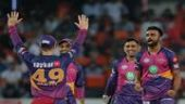 IPL 2017, SRH vs RPS, MS Dhoni, Jaydev Unadkat