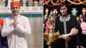 Justin Trudeau sporting Indian attires