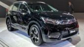 The all new Honda CR-V
