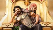 Prabhas and Rana Daggubati from Baahubali: The Conlusion