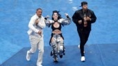 World Cup 2018: Singers Nicky Jam, Era Istrefi and Will Smith performed during the closing ceremony