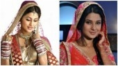 Hina Khan,Jennifer Winget