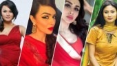 Aashka Goradia and Mouni Roy