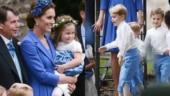 Kate Middleton, Prince George and Princess Charlotte Photo: Instagram/katemidleton