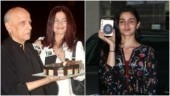 Mahesh Bhatt's birthday celebrations