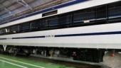 Brand new T 18 train