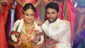 Suja Varunee weds Shivaji Dev
