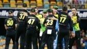 India vs Australia, Brisbane T20I