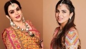 Isha Ambani's wedding functions kick off with dandiya night.
