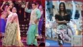 Bharti Singh, Salman Khan, Hina Khan