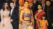 Priyanka, Nick, Aishwarya and Abhishek at Isha Ambani wedding