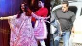 Salman and Aishwarya attended Isha Ambani functions in Udaipur together.