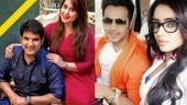 Kapil Sharma,Ginni Chatrath,Parul Chauhan and Chirag Thakkar
