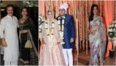 Dinesh Vijan tied the knot with Pramita Tanwar today.