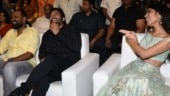 Allu Arjun and Priya Prakash Varrier