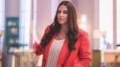Neha Dhupia maternity fashion Photo: Instagram/nehadhupia