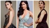 Alia Bhatt, Katrina Kaif and Deepika Padukone