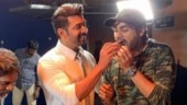 Arun Vijay and director Sujeeth