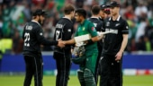 Babar Azam remained unbeaten on 101 off 127 balls as Pakistan beat New Zealand by 6 wickets (Reuters Photo)