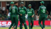 Shadab Khan was the pick of the Pakistani bowlers at Lord's (Reuters Photo)