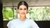 Kriti Sanon at Arjun Patiala promotions Photo: Yogen Shah