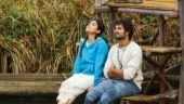 Rashmika Mandanna and Vijay Deverakonda in Dear Comrade
