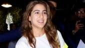 Sara Ali Khan at the airport Photo: Yogen Shah