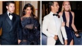 Nick Jonas and Priyanka Chopra went to attend Joe Jonas's 30th birthday party. The theme of the day was inspired by James Bond films.