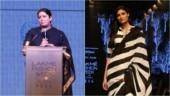 Smriti Irani to Athiya Shetty, stars who were present on Lakme Fashion Week 2019 Day 2 Photo: Yogen Shah