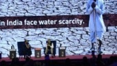 India Today Conclave 2019: Parameswaran Iyer on water conservation