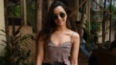Shraddha Kapoor at outing Photo: Yogen Shah