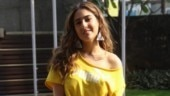 Sara Ali Khan on day out Photo: Yogen Shah