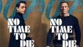 Rami Malek and Daniel Craig in No Time To Die.